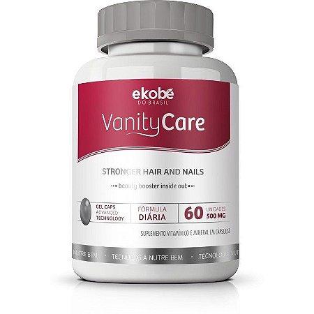 Vanity Care Cabelos e Unhas - 60 cápsulas - Ekobé