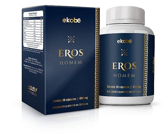 Eros Homem - 30 cápsulas - Ekobé
