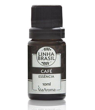 Essência Café - Linha Brasil - 10ml - Via Aroma