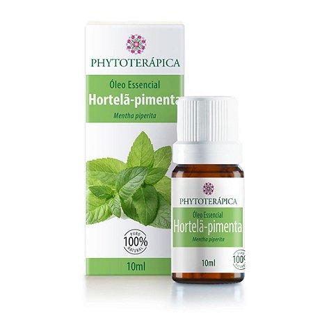Óleo Essencial Hortelã-pimenta Mentha Piperita - 10ml - Phytoterápica