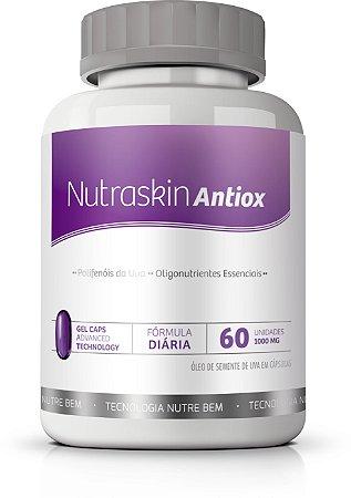 Nutraskin Antiox - 60 cápsulas - Ekobé