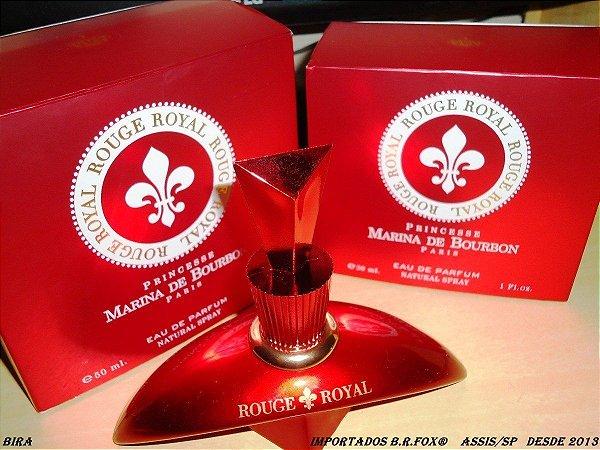 fd9275b3f Perfume Marina de Bourbon Rouge Royal Eau de Parfum Feminino 100ML ...