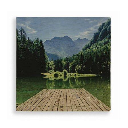 Print - Green Lake