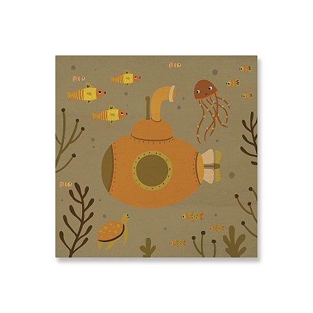 Print - Submarino Caramelo