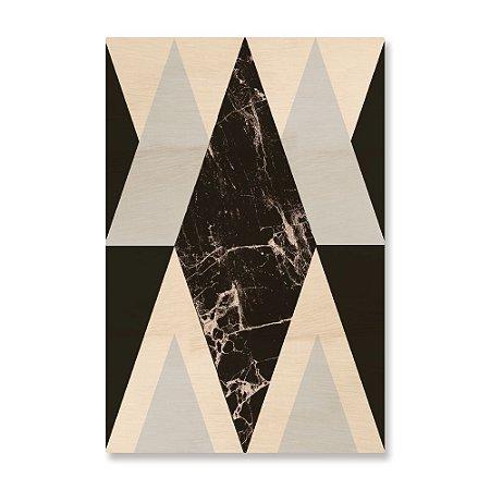 Print - Geo Marble