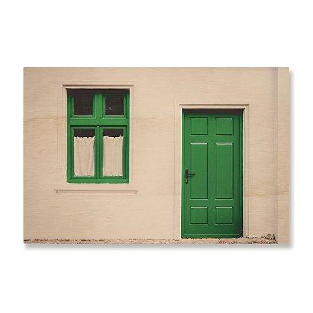 Print - Porta Verde