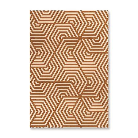 Print - Geometric Pattern Snorkel Madeira