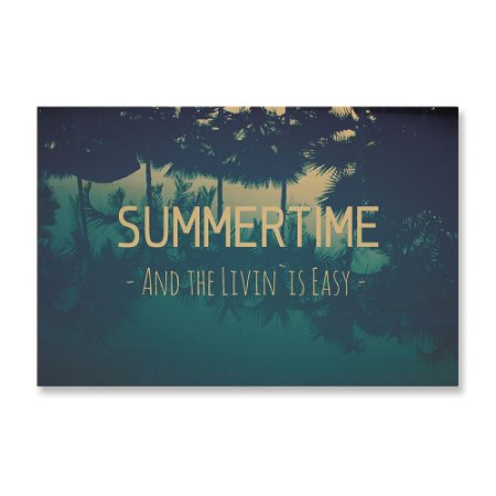 Print - Summertime