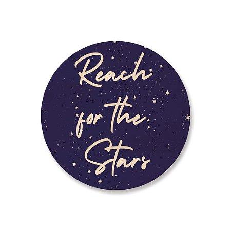 Print Redondo - Reach for the Stars