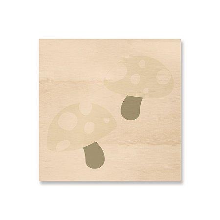 Print - Cogumelo