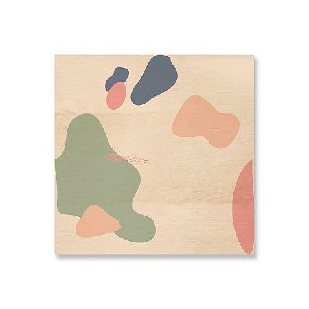 Print - Abstrato Orgânico 3