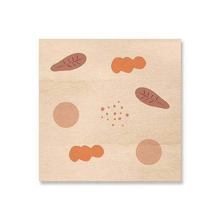 Print - Natureza Infantil Pastel 3