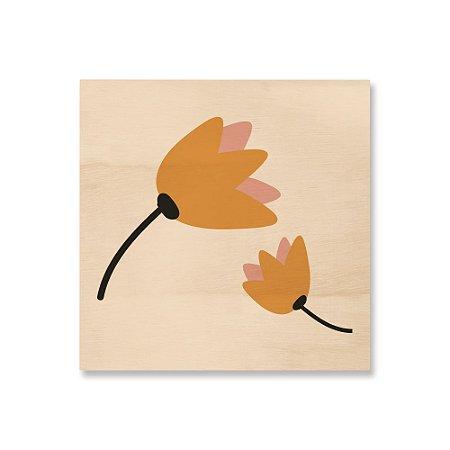 MooMoo - Flores Amarelas