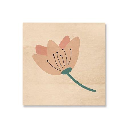 MooMoo - Flores Rosadas