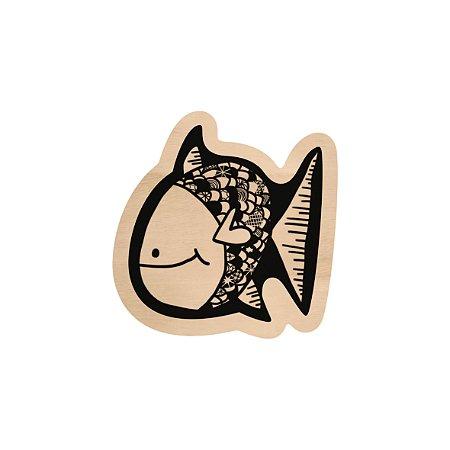 Silhouette de Madeira - Peixe 2