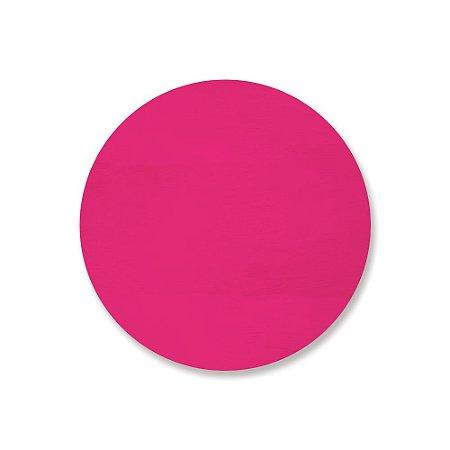 Print - Cor Rosa Neon