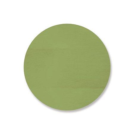 Print - Cor Verde Limão Escuro
