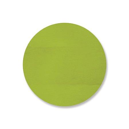 Print - Cor Verde Limão