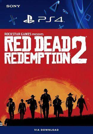 Red Dead Redemption 2  Ps4 Mídia Digital