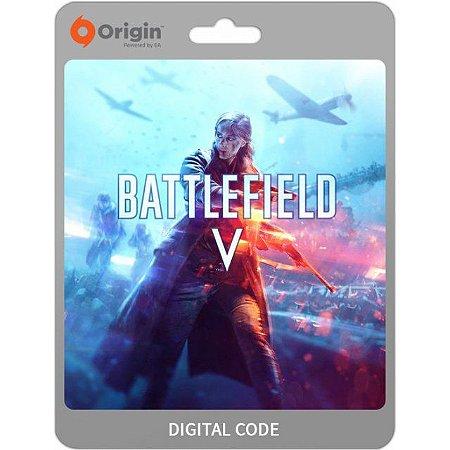 Battlefield V Origin Pc Código Digital Original