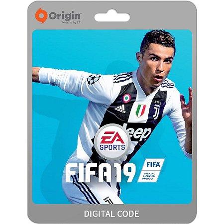 FIFA 19 Origin Pc Código Digital Original