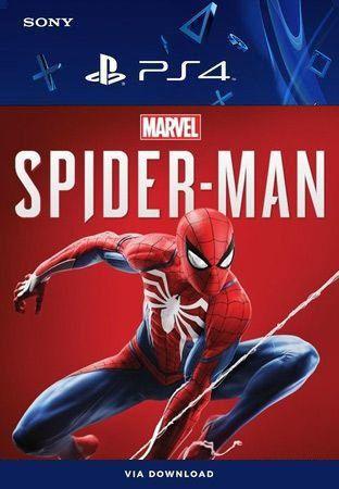 Spider-Man Ps4 Mídia Digital