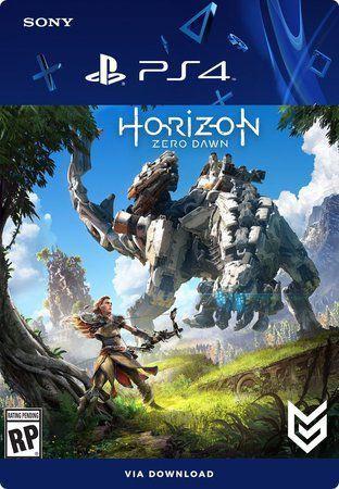 Horizon Zero Dawn: Complete Edition Ps4 Mídia Digital