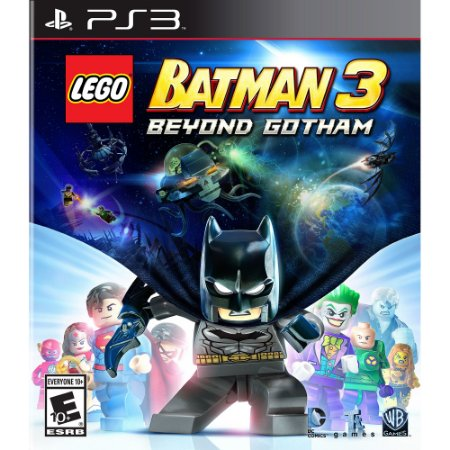 Lego Batman 3 Beyond Gotham Ps3  PSN