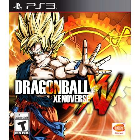 Dragon Ball Xenoverse PS3 PSN Mídia Digital