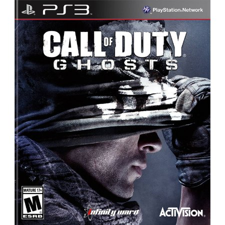 Call Of Duty Ghosts PS3 PSN Mídia Digital