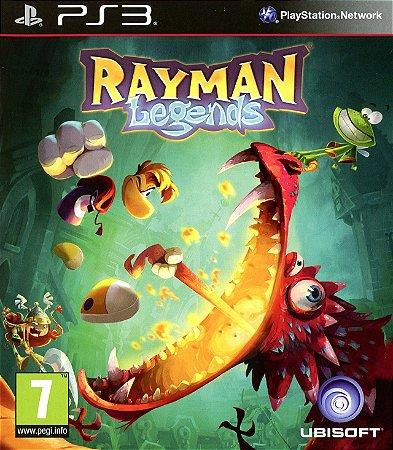 Rayman Legends PS3  PSN Mídia Digital