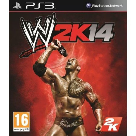 WWE 2K14 PS3 PSN Mídia Digital Promoção