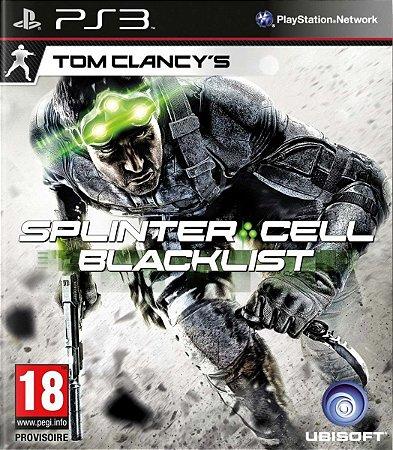 Splinter Cell PS3  PSN Mídia Digital