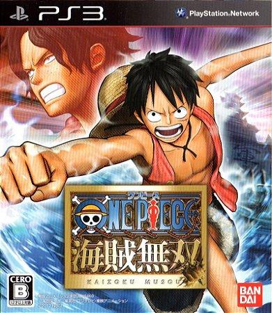 One Piece Pirate Warrior PS3 PSN Mídia Digital  Promoção
