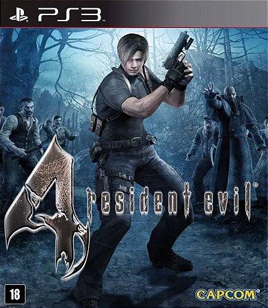 Resident Evil 4 PS3  PSN Mídia Digital Promoção