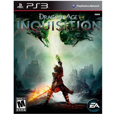 Dragon Age Inquisition PS3 PSN Mídia Digital Promoção