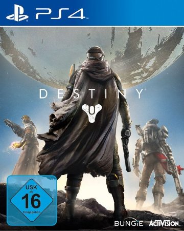 Destiny PS4 PSN Mídia Digital