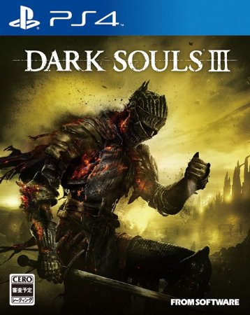 Dark Souls 3 PS4 PSN Mídia Digital