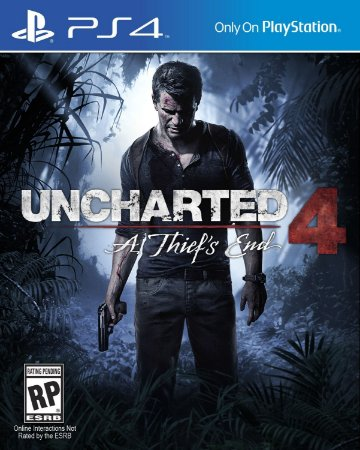 Uncharted 4 A Thief's End PS4  PSN Mídia Digital
