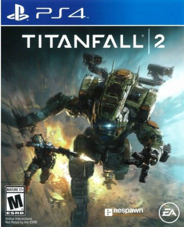 Titanfall 2 PS4  PSN Mídia Digital