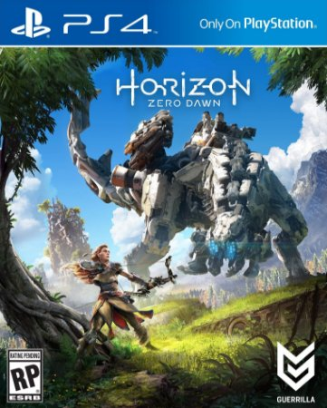 Horizon Zero Dawn PS4 PSN Mídia Digital