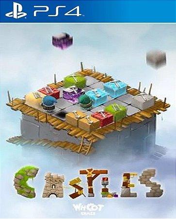 Castles PS4 PSN Mídia Digital