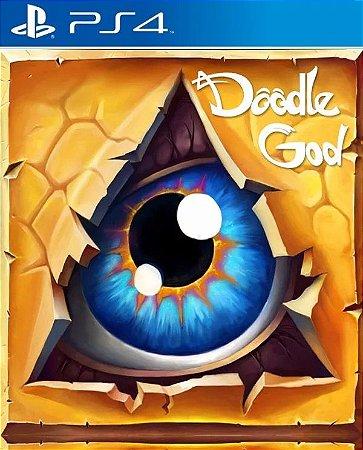 Doodle God PS4 PSN Mídia Digital