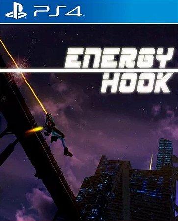 Energy Hook PS4 PSN Mídia Digital