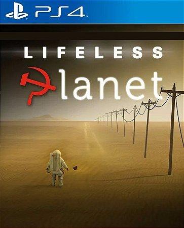 Lifeless Planet Premier PS4 PSN Mídia Digital