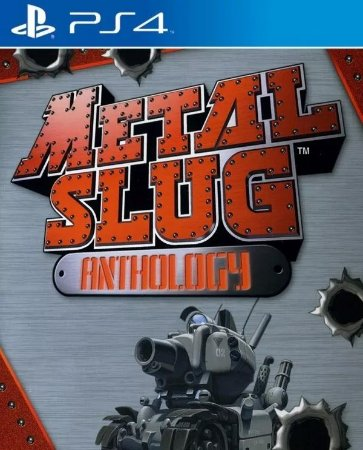 Metalslug Anthology PS4 PSN Mídia Digital