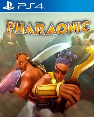 Pharaonic PS4  PSN Mídia Digital