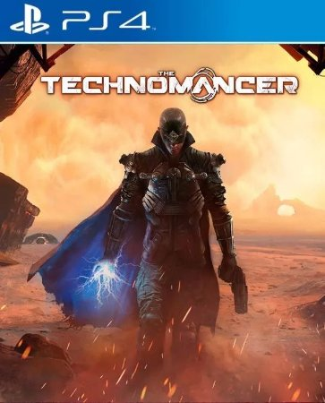 The Technomancer PS4  PSN mídia Digital