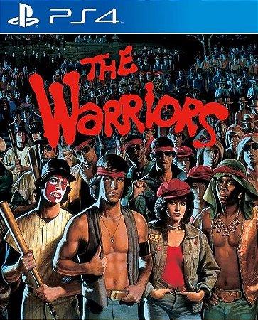 The Warriors PS4  PSN Mídia Digital