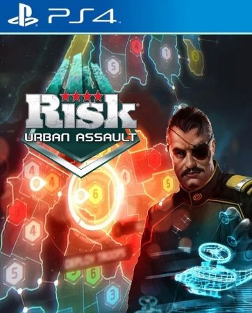 Risk Urban Assault PS4  PSN Mídia Digital
